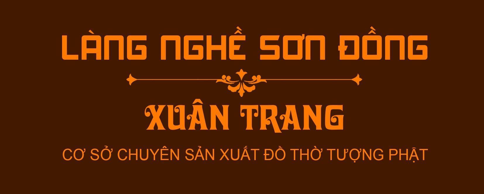 Đồ Thờ Tượng Phật Xuân Trang