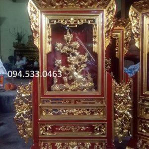 Giá gương thờ